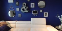 How To Add Color To Your Condo With An Accent Wall