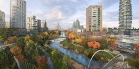 Developers are working together on larger projects, saying density draws buyers
